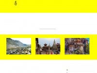 amnesty-nepal.de Webseite Vorschau