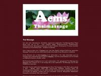 amoli.de Webseite Vorschau