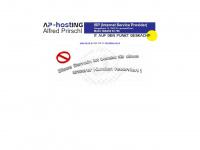 amon-josef.at Webseite Vorschau
