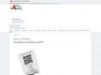 amper-apotheke.de Webseite Vorschau