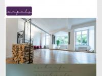 ampuls-physio.ch Webseite Vorschau