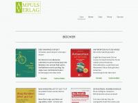 ampuls-verlag.at Webseite Vorschau