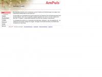 ampuls.de Webseite Vorschau