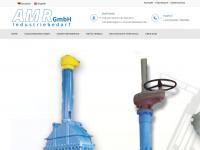 amr-industriebedarf.de Webseite Vorschau