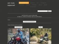 amr-moto.ch Webseite Vorschau