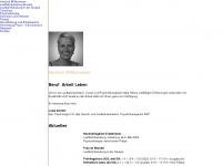 amrein-praxis.ch Webseite Vorschau