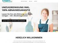 amrein-reinigungen.ch Webseite Vorschau