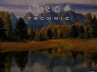 amro-technic.de Webseite Vorschau