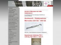 ams-katalysatoren.net
