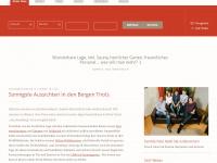 amsonnberg.at Webseite Vorschau