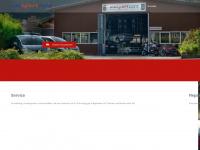 amsportcars.ch Webseite Vorschau