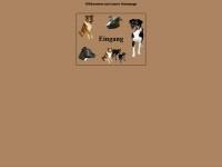 amstaff-terrier.ch Webseite Vorschau