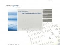 amstutzgreuter.ch Webseite Vorschau