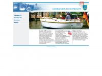 amstuckerboote.de Webseite Vorschau