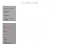 amstutzstoren.ch Webseite Vorschau