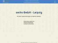 amiko.de Webseite Vorschau