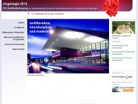 Angiologie-kongress.de
