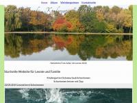 anita-schulze.de Webseite Vorschau