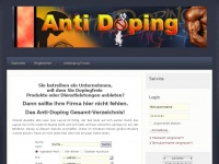 antidoping.de