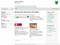 Steuern.sg.ch
