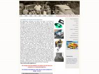 schmalfilme-sichern.de Webseite Vorschau