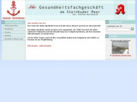 apotheke-steinhude.de Thumbnail