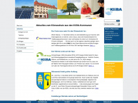 kliba-heidelberg.de Webseite Vorschau