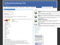 arbeitsstudium.de