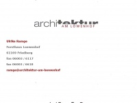 Architektur-am-loewenhof.de