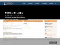 stiftskirche.de Webseite Vorschau