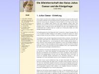 Iulius-caesar.de