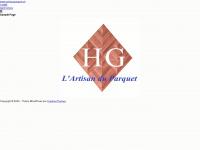 artisanparquet.ch Webseite Vorschau