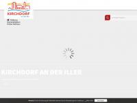 kirchdorf-iller.de Webseite Vorschau
