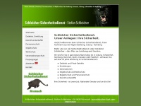 schleicher-sicherheitsdienst.de