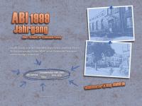 asg-abi99.de Webseite Vorschau