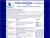 koenig-ludwig-weg.de