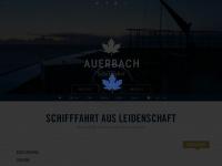 auerbach-schifffahrt.de