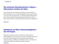 travel-it.de Webseite Vorschau