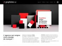 grapheine.com Webseite Vorschau