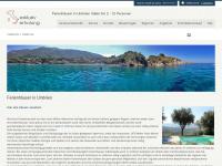 1aitalien.de Webseite Vorschau