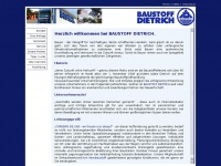 baustoff-dietrich.de