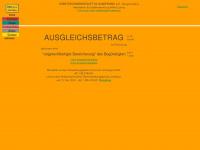 Ausgleichsbetrag.de