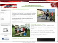 austrian-mens-club.at Webseite Vorschau