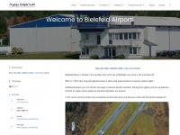 flugplatz-bielefeld.de Webseite Vorschau