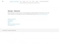 phantomschreiber.de Webseite Vorschau