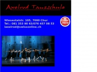 Axelrod-tanzschule.ch