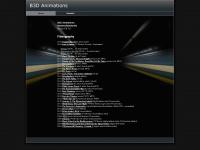 b3d.de Webseite Vorschau