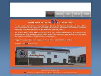 b9autoservice.de Webseite Vorschau