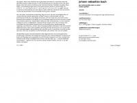 Bach-dechiffrierung.de