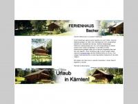 bachers-ferienhaus.at